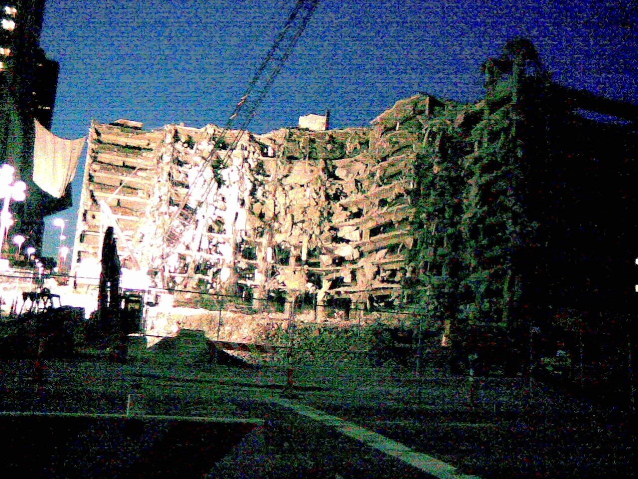 Downtown Cincinnati Demolition