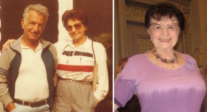 Evelyn Schwartz, 1985 & 2010