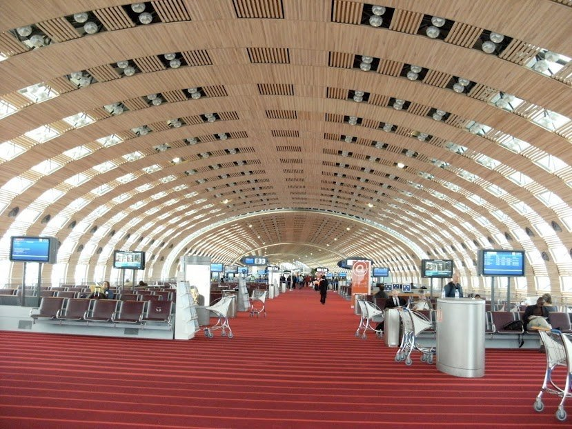 CDG airport
