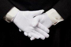 Amazon White Glove program