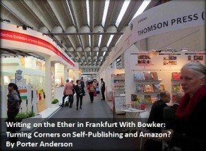 Ether (+Bowker): Turning Corners on Self-Publishing and Amazon?