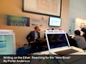 """Writing on the Ether: Reaching for the """"New Book"""""""