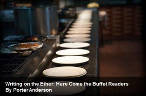 Writing on the Ether: Here Come the Buffet Readers -- Subscription Book Services