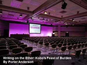 Writing on the Ether: Kobo's Feast of Burden