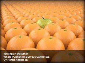 Writing on the Ether: Where Publishing Surveys Cannot Go