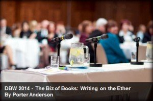 #DBW14 - The Biz of Books: Writing on the Ether