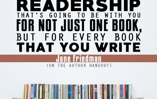Author Hangout with Jane Friedman
