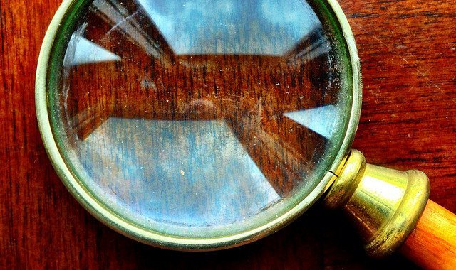 Magnifying glass by Todd Chandler via Flickr