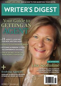 Writer's Digest October 2014