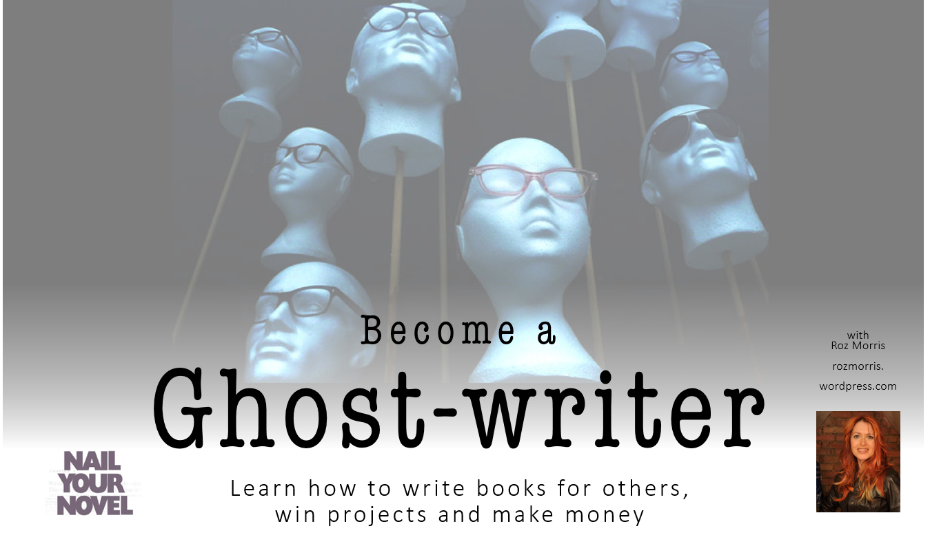 Become a Ghostwriter