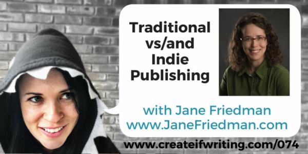 Create If Writing interviews Jane Friedman