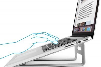 Parc Slope laptop stand
