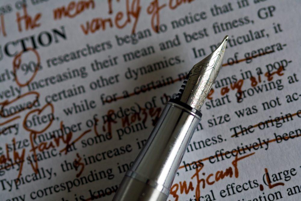 best manuscript editing services