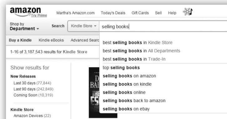 Optimizing Your Books For Amazon Keyword Search Jane Friedman