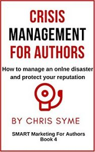 Crisis Management for Authors