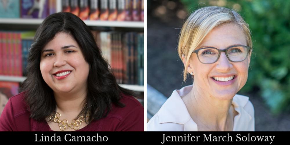 Linda Camacho and Jennifer Soloway