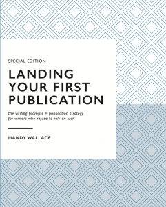 Landing Your First Publication