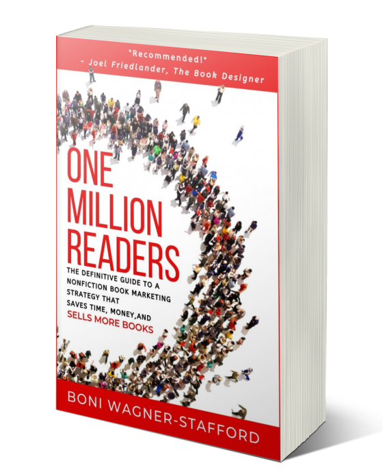 One Million Readers by Boni Wagner-Stafford