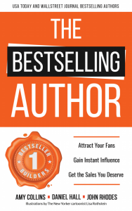 Image: The Bestselling Author book cover