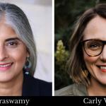 Priya Doraswamy and Carly Watters