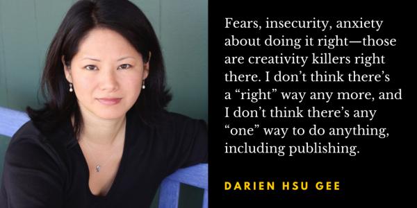 Embracing a Creative Pivot: Q&A with Darien Hsu Gee