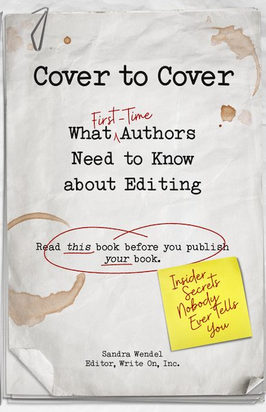 Cover to Cover by Sandra Wendel