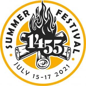 1455 Summer Festival, July 15–17, 2021