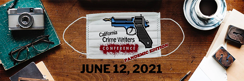 California Crime Writers Conference 2021