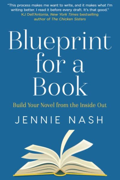 Blueprint for a Book by Jennie Nash