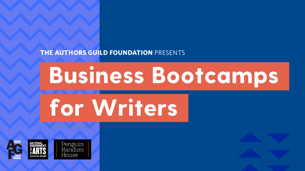Business Bootcamps for Writers: Join Me Next Week!
