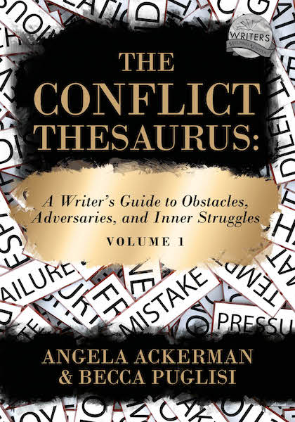 The Conflict Thesaurus by Angela Ackerman & Becca Puglisi